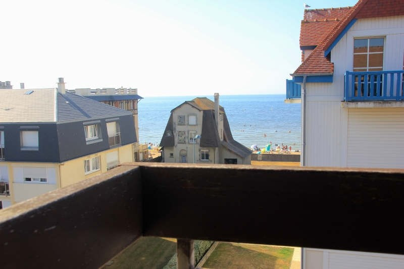 Sale apartment Villers sur mer 65 000€ - Picture 2