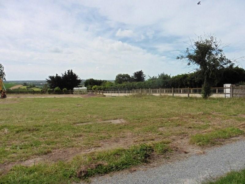 Vente terrain Tourville sur sienne 85080€ - Photo 1