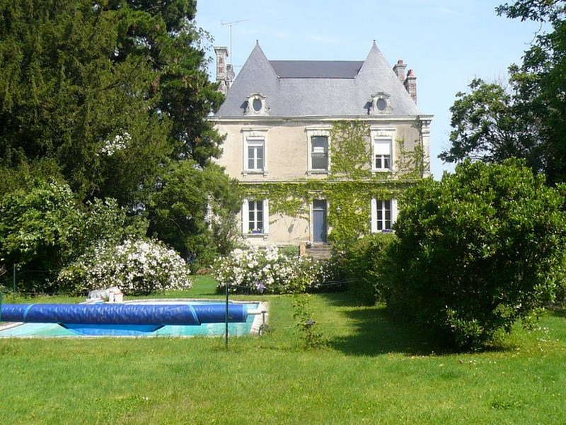 Deluxe sale house / villa Angers 30 mn nord-ouest 510 000€ - Picture 11