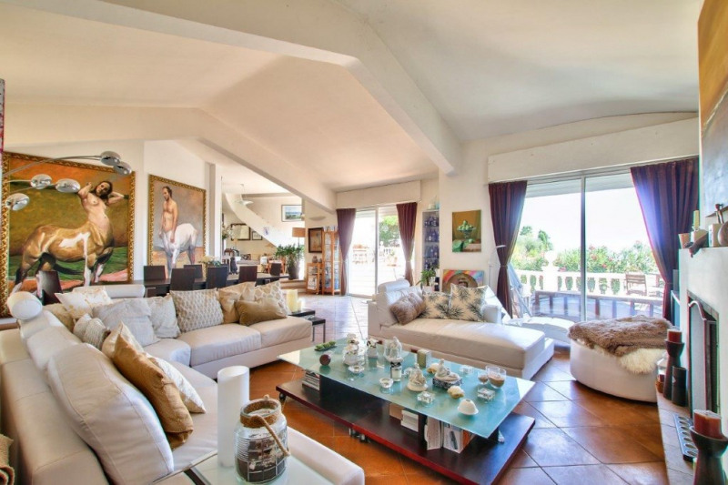 Deluxe sale house / villa Nice 1263000€ - Picture 2