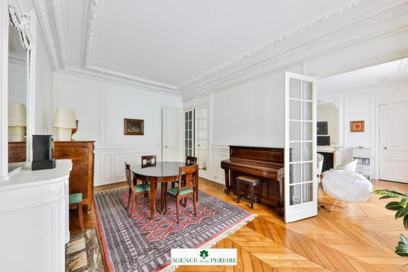 Vente de prestige appartement Paris 17ème 1420000€ - Photo 1