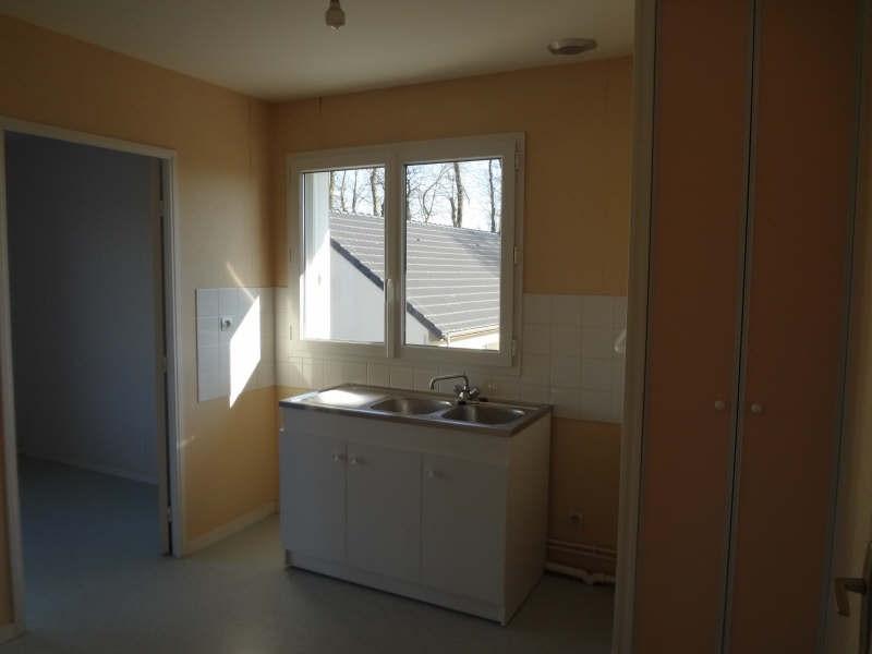 Rental apartment Ypreville biville 425€ CC - Picture 2