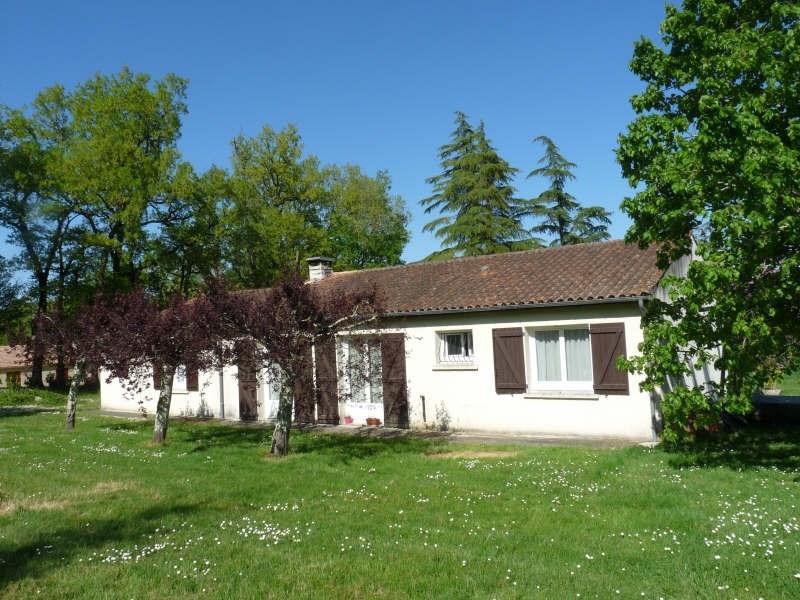 Sale house / villa Madaillan 162750€ - Picture 1
