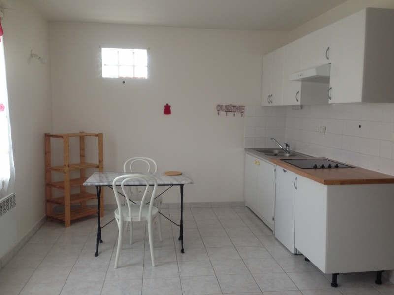 Locação apartamento Vert le grand 508€ CC - Fotografia 1