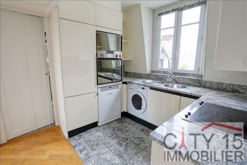 Revenda apartamento Paris 15ème 785000€ - Fotografia 8