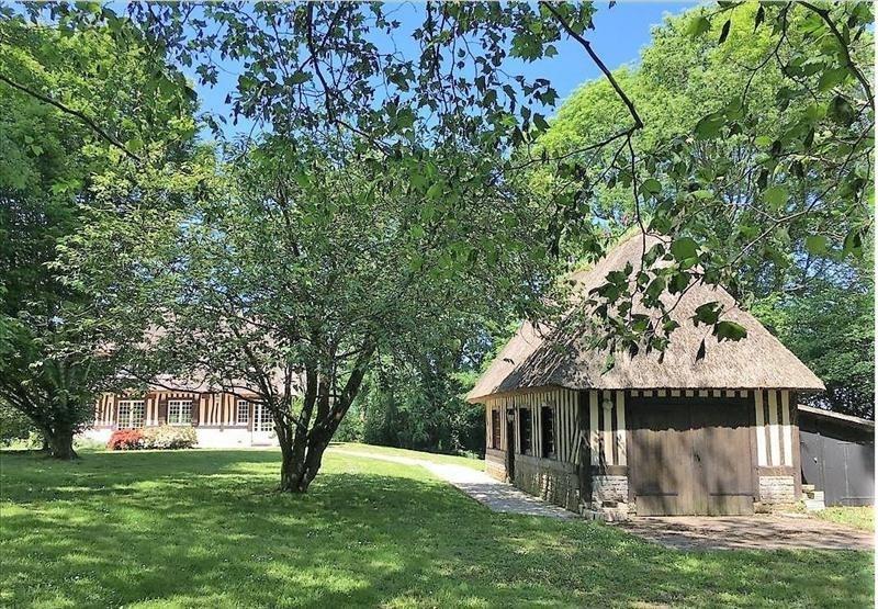 Deluxe sale house / villa Honfleur 661500€ - Picture 1