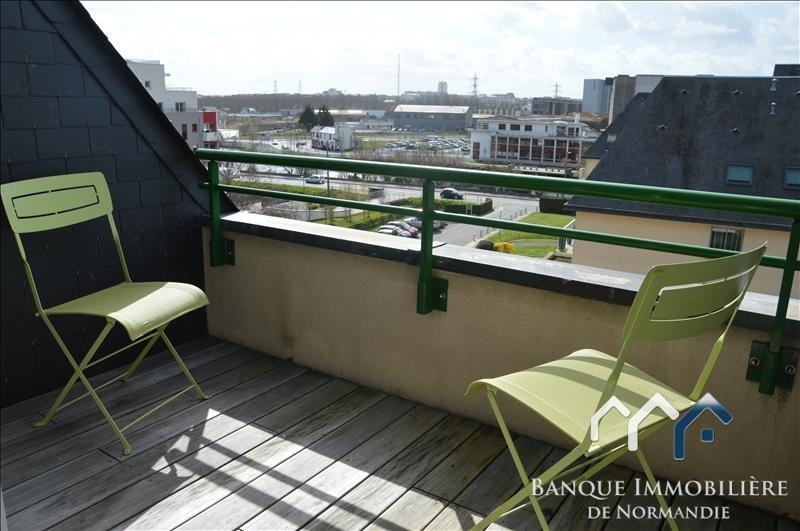 Sale apartment Caen 424000€ - Picture 2