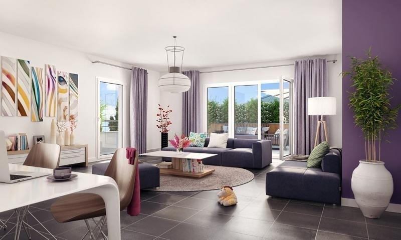 Vente appartement Rueil malmaison 434000€ - Photo 1