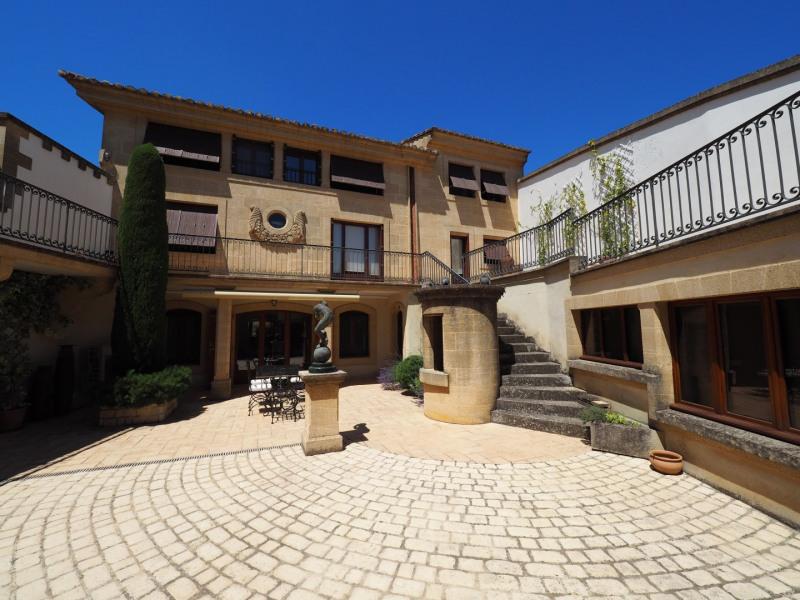 Immobile residenziali di prestigio casa Uzes 590000€ - Fotografia 1