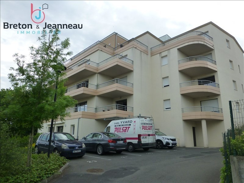 Produit d'investissement appartement Mayenne 99 500€ - Photo 1