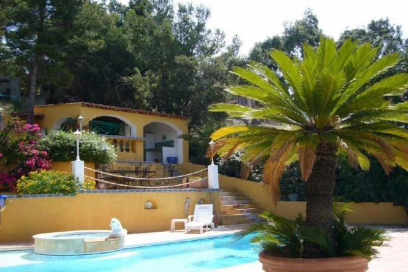 Immobile residenziali di prestigio casa Bormes les mimosas 780000€ - Fotografia 4