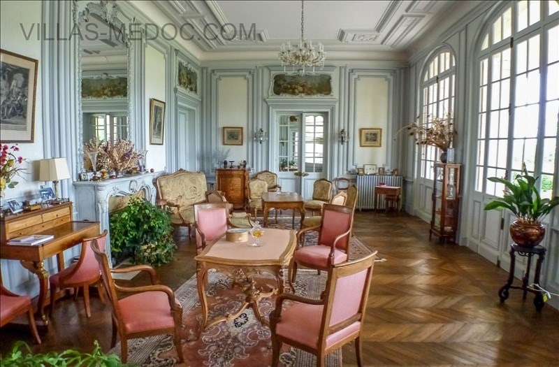 Deluxe sale house / villa Lesparre medoc 1733000€ - Picture 2