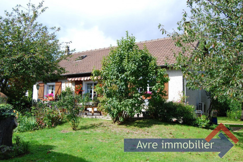 Vente maison / villa Verneuil d'avre et d'iton 169500€ - Photo 2