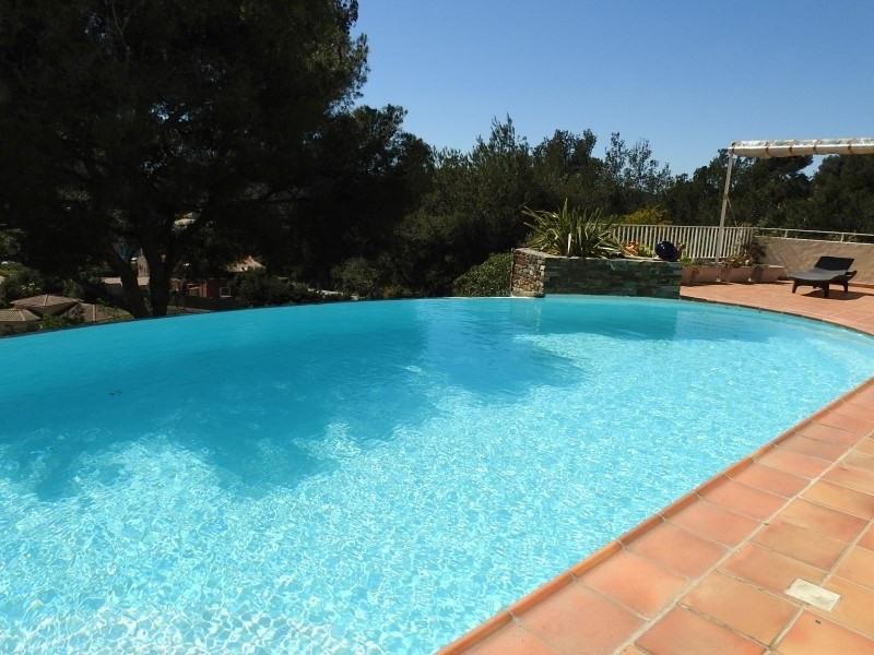 Immobile residenziali di prestigio casa Bormes les mimosas 1299000€ - Fotografia 2