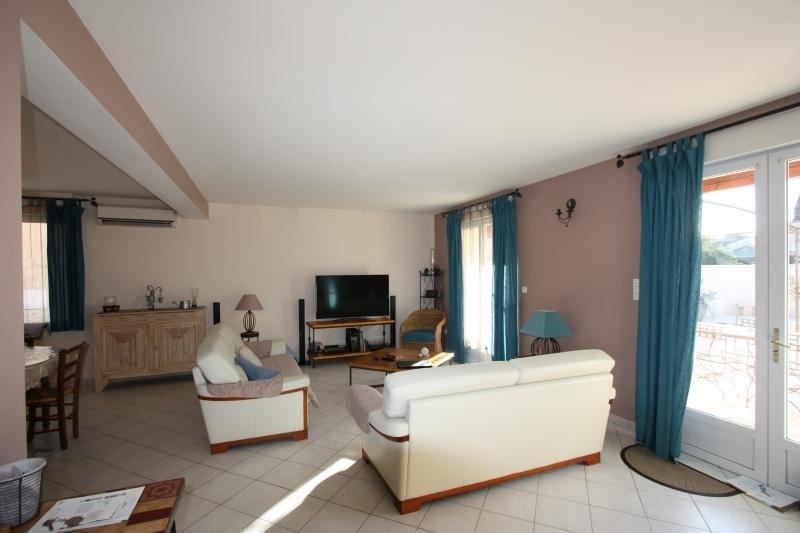 Vente maison / villa Courthezon 296000€ - Photo 4