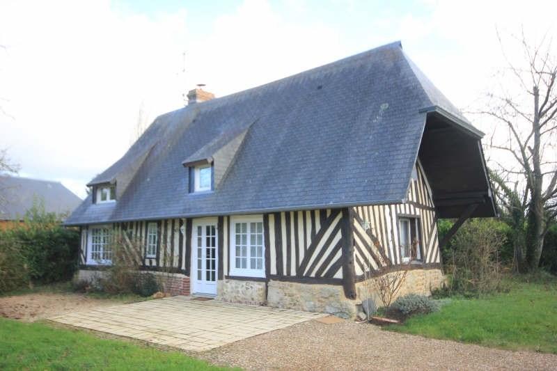 Vente maison / villa Bourgeauville 275000€ - Photo 2