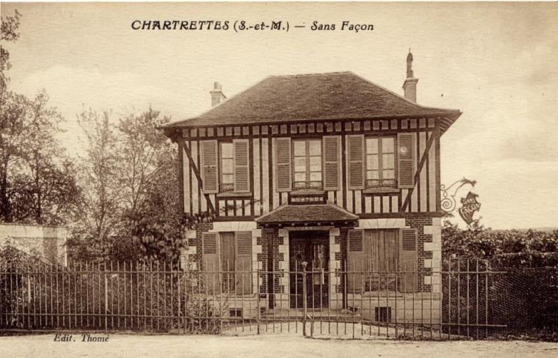 Vente maison / villa Chartrettes 550000€ - Photo 2