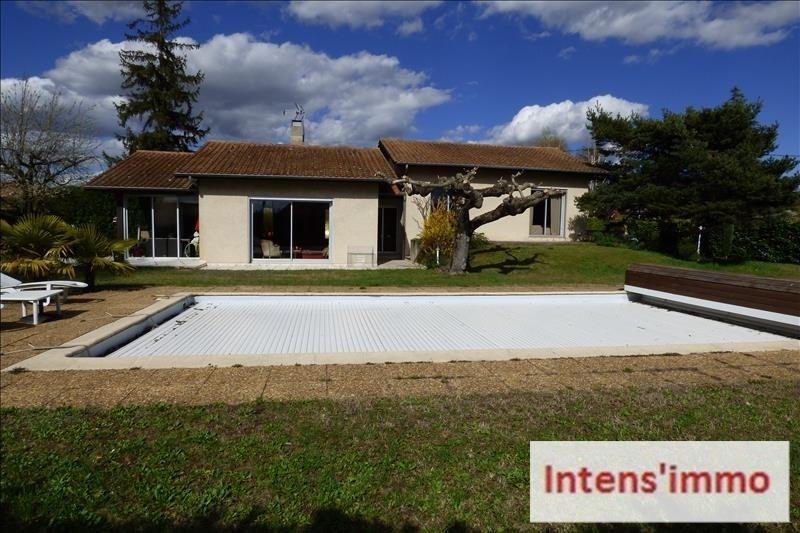 Sale house / villa Bourg de peage 384000€ - Picture 1