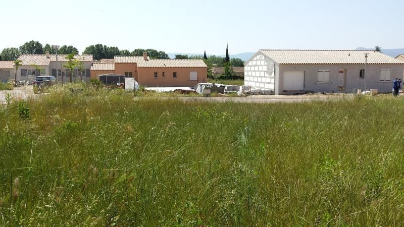 Vente terrain Le luc 92 000€ - Photo 1