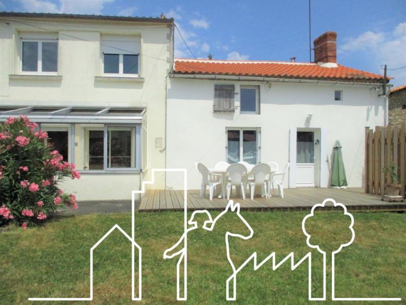 Vente maison / villa Bellevigny 173500€ - Photo 1