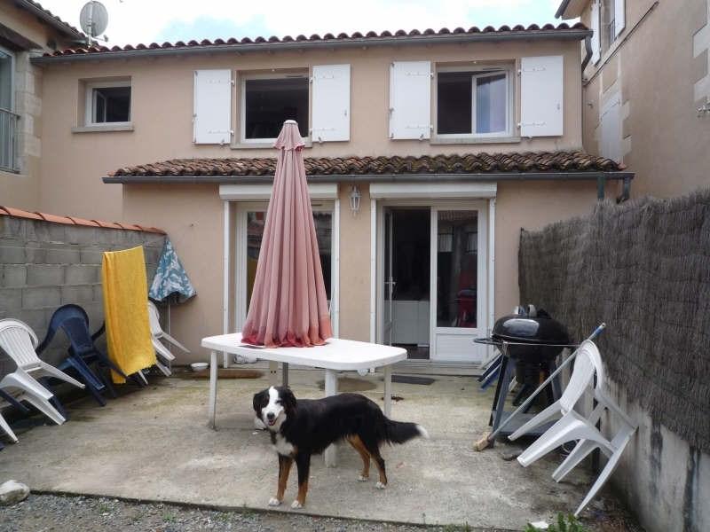 Location maison / villa St maixent l ecole 485€ CC - Photo 1