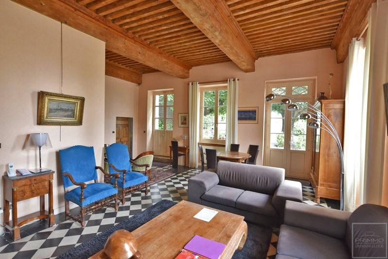 Sale house / villa Saint didier au mont d'or 790000€ - Picture 5