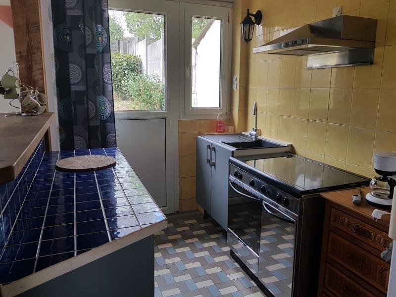 Rental house / villa St brieuc 450€ CC - Picture 2