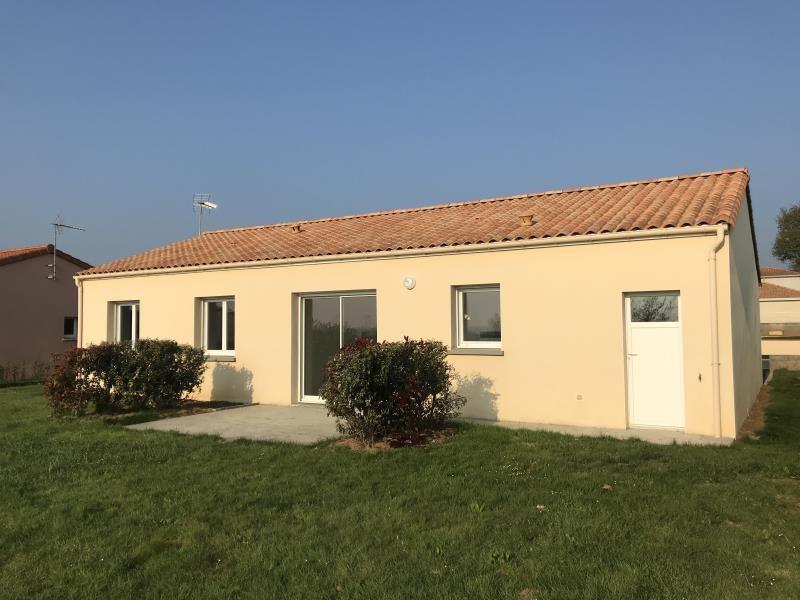 Maison le fief sauvin - 5 pièce (s) - 87 m²