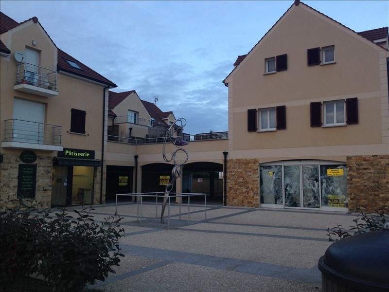 Location local commercial Villejust 1 500€ HT/HC - Photo 1