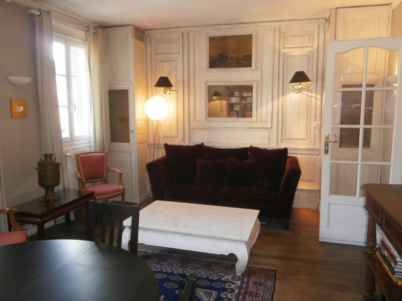 Location appartement Fontainebleau 1 000€ CC - Photo 1