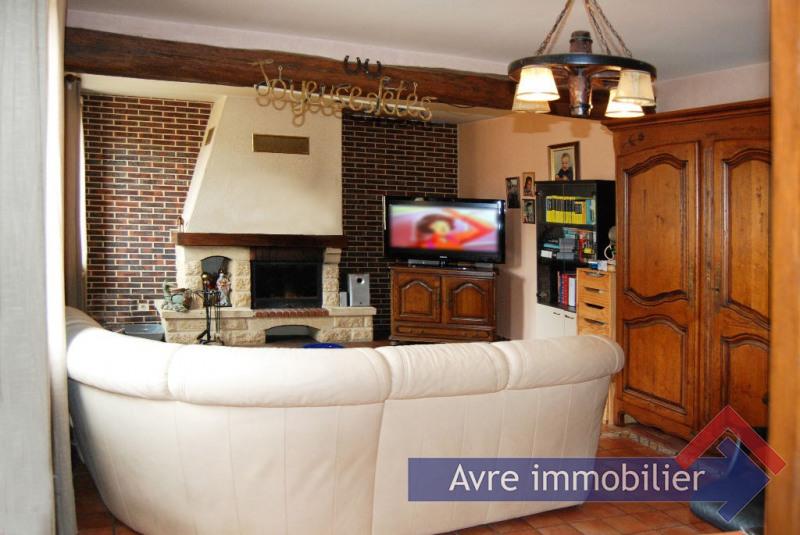 Sale house / villa Verneuil d'avre et d'iton 176000€ - Picture 5