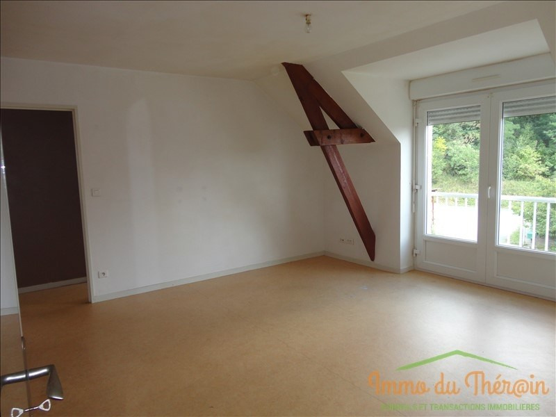 Rental apartment St vaast les mello 700€ CC - Picture 2