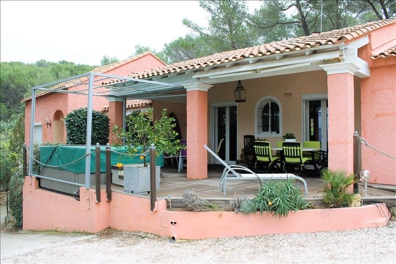Vente maison / villa Carqueiranne 572000€ - Photo 1