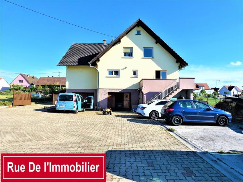 Sale house / villa Schwenheim 318 000€ - Picture 2