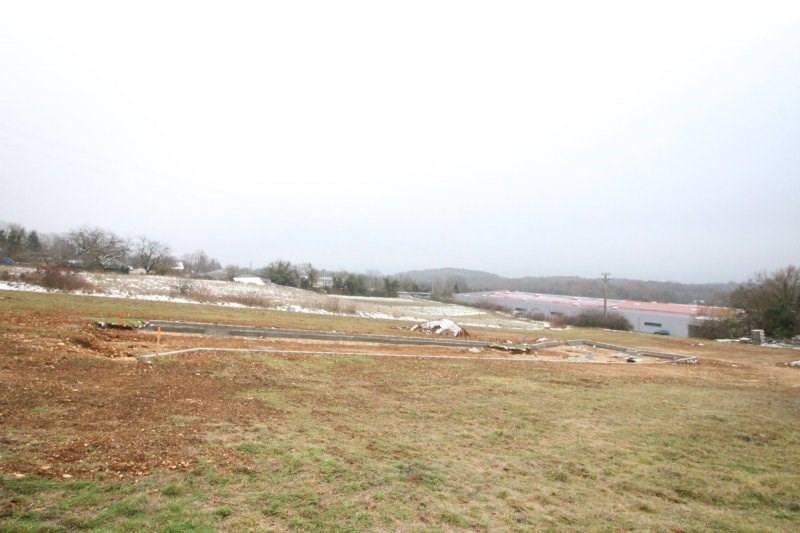 Vente terrain Morestel 69000€ - Photo 1