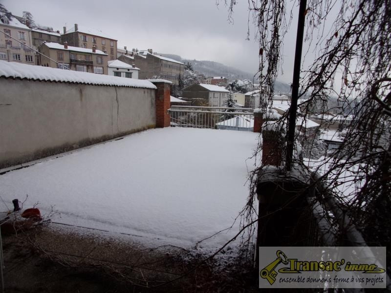 Investment property building Thiers 97 650€ - Picture 5