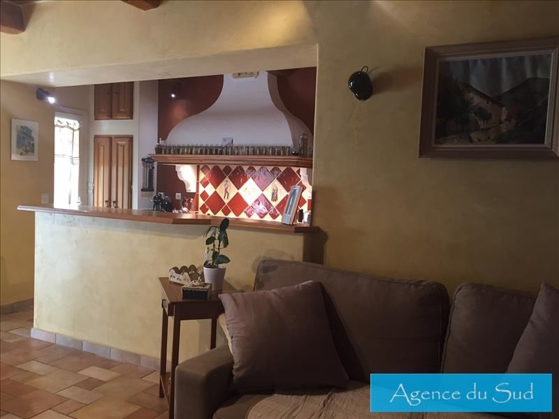 Vente maison / villa Roquevaire 375000€ - Photo 8