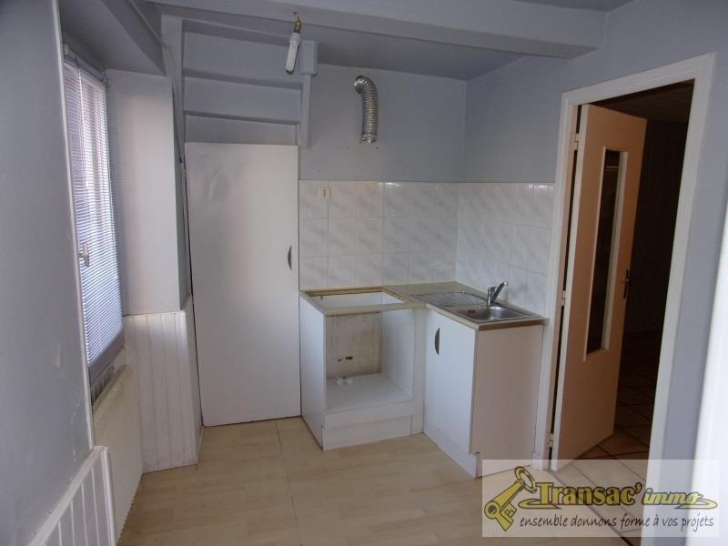 Sale house / villa La monnerie le montel 50000€ - Picture 5