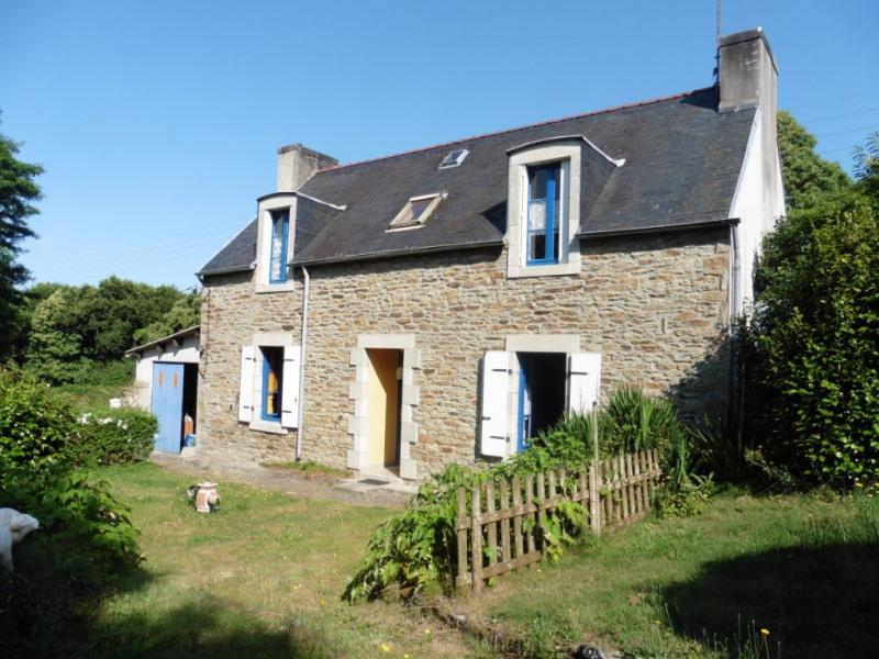 Vente maison / villa Ploneour lanvern 132500€ - Photo 1