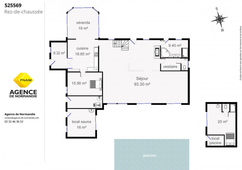 Vente de prestige maison / villa Bernay 350000€ - Photo 9