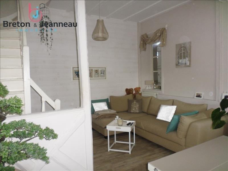 Vente maison / villa Le genest st isle 239200€ - Photo 5