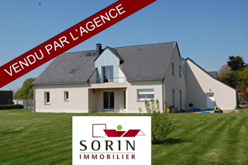 Sale house / villa Meslay du maine 223170€ - Picture 1