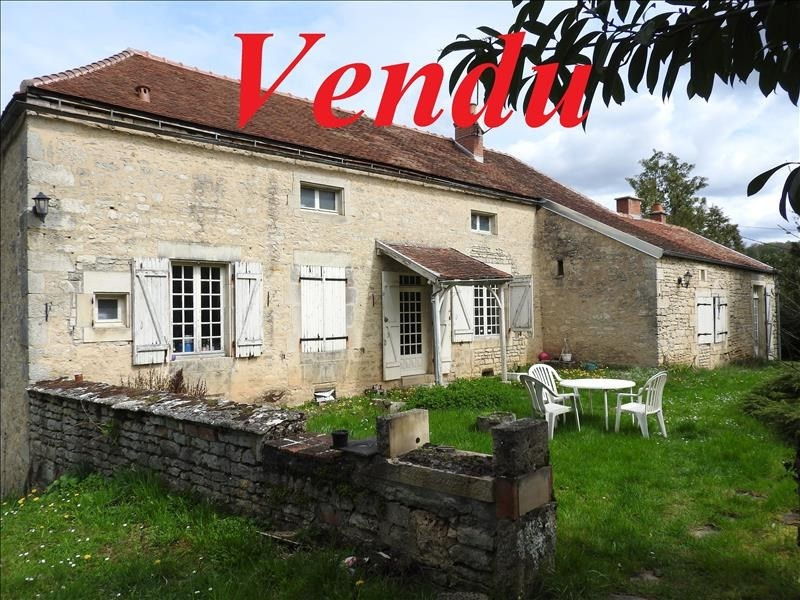 Vente maison / villa A 15 mins de chatillon 97 500€ - Photo 1