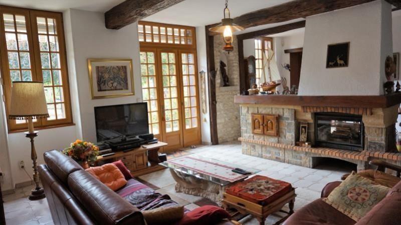 Sale house / villa Breval 272000€ - Picture 3