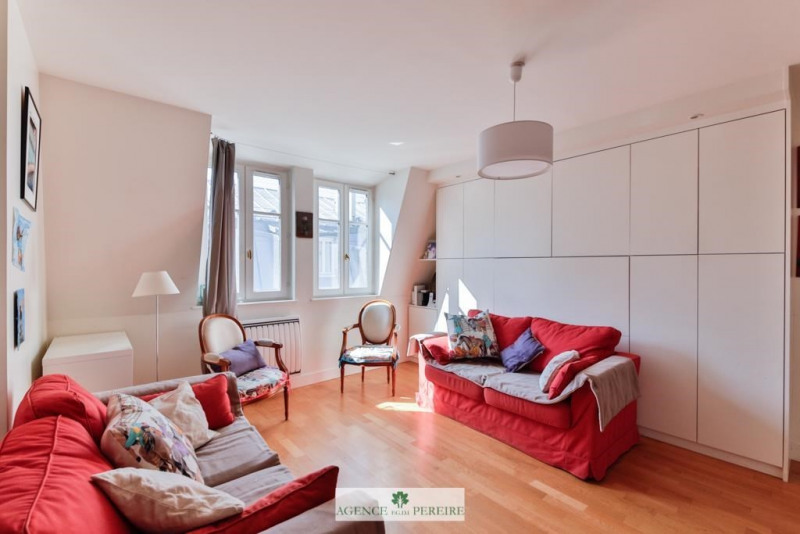 Vente appartement Paris 17ème 920 000€ - Photo 2
