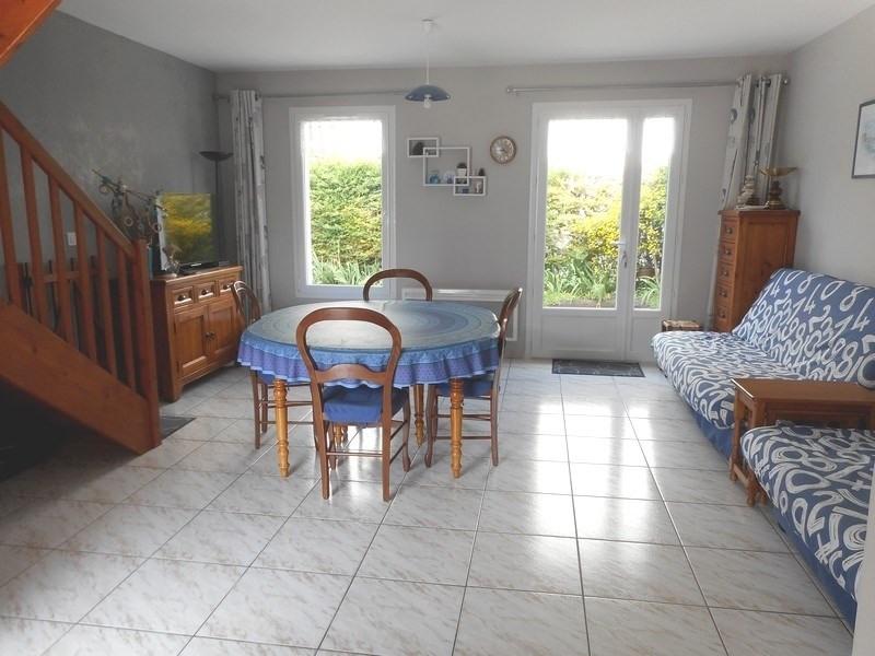 Alquiler vacaciones  casa Saint-palais-sur-mer 440€ - Fotografía 2