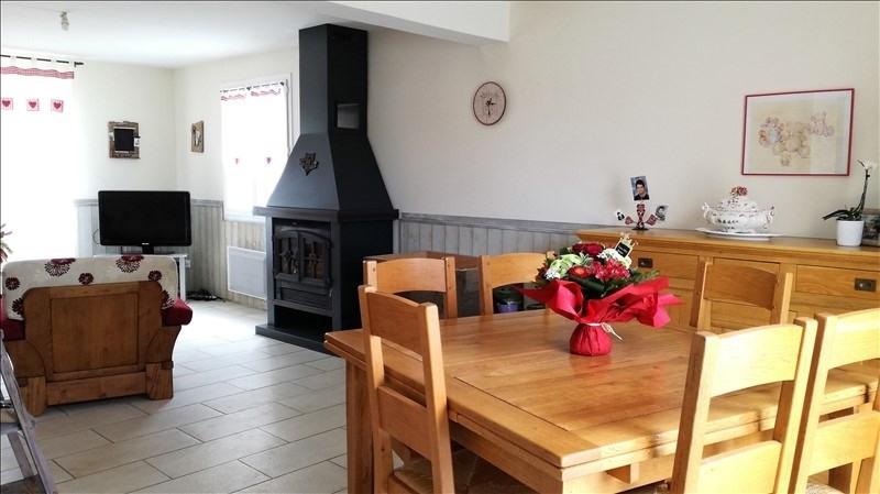 Sale house / villa Tracy le mont 262000€ - Picture 2
