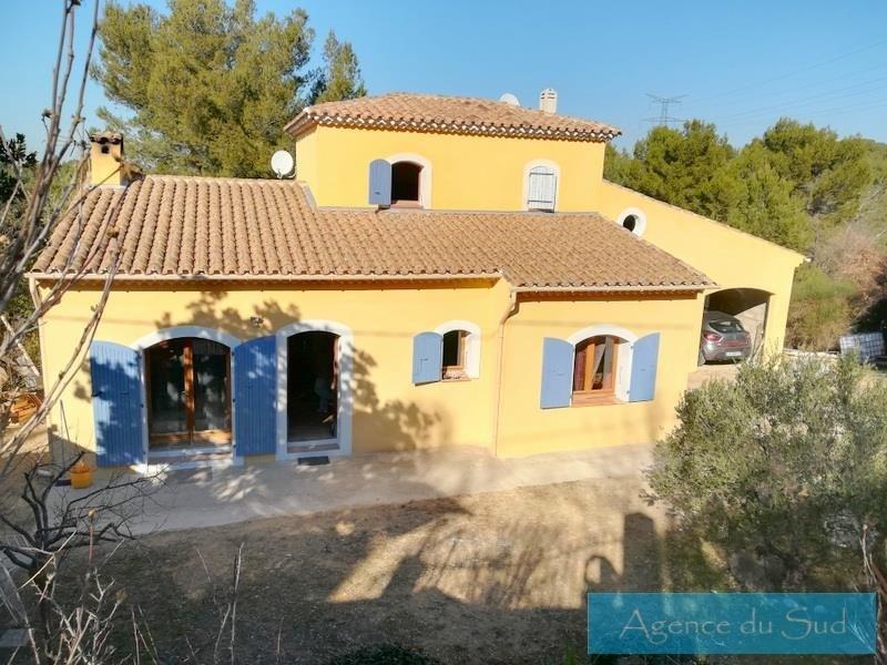 Vente maison / villa Mimet 470000€ - Photo 3