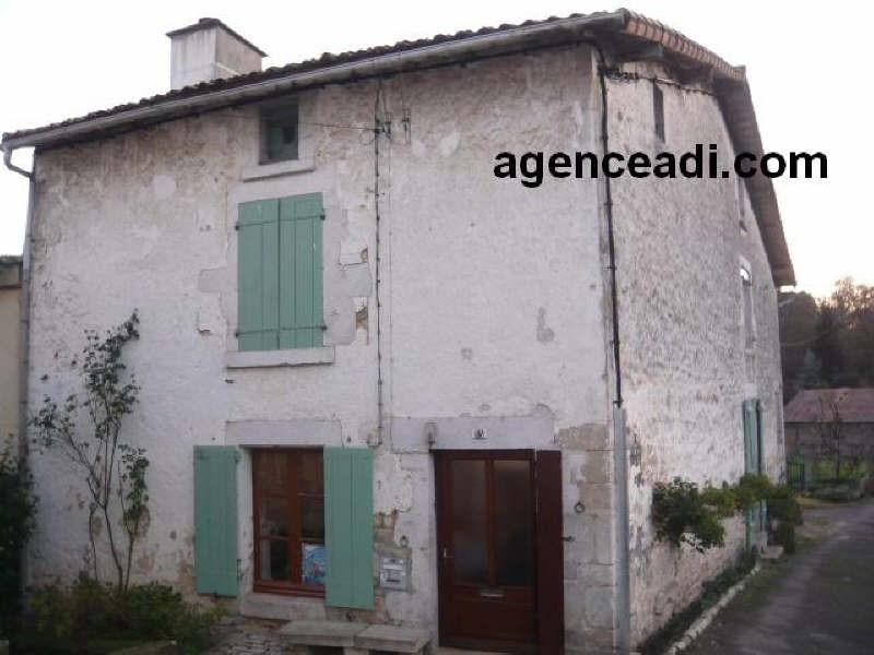Vente maison / villa Exoudun 44000€ - Photo 1