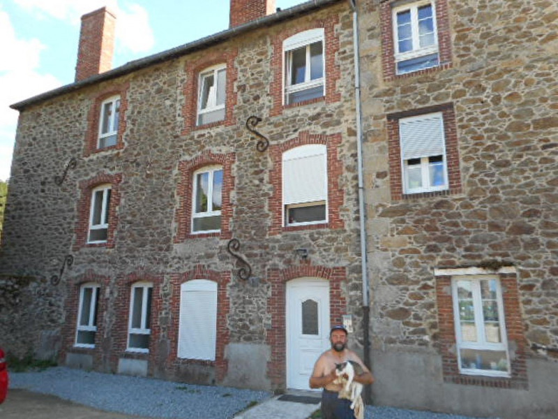 Rental apartment Plancoet 450€ CC - Picture 1